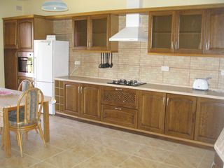 Marsaskala apartment photo - Kitchen/Living room