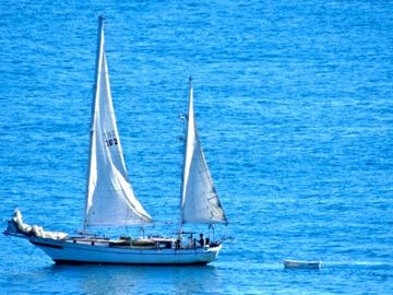Santa Barbara apartment rental - Sail Away.....