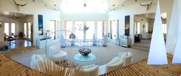 Joshua Tree estate rental - Welcome to Calmada Private Resort in Pioneertown, Ca