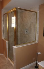 Bonita Springs townhome photo - Large shower in master bathroom