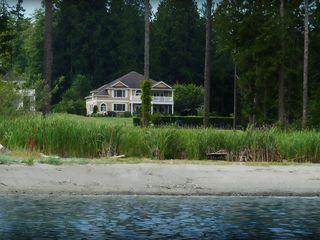 Poulsbo house photo - Hood Canal Grand Cottage and Private Beachfront