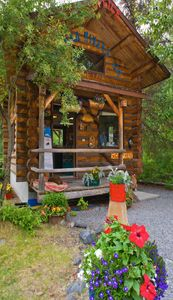 Cooper Landing cabin rental - ARC Office