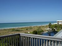 Beachfront house with spectacular ocean views and resort amenities.