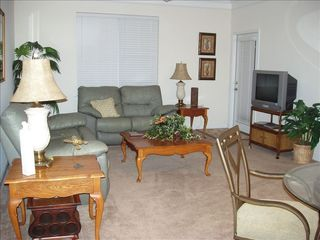 Calabash condo photo - Living Area - Cozy, with reclining sofas.
