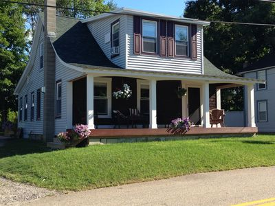 Beautifully Restored Private Home in the Heart of the Lakes Region!