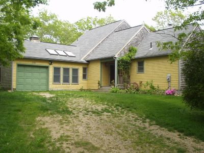 Oak Bluffs house rental - Exterior Front
