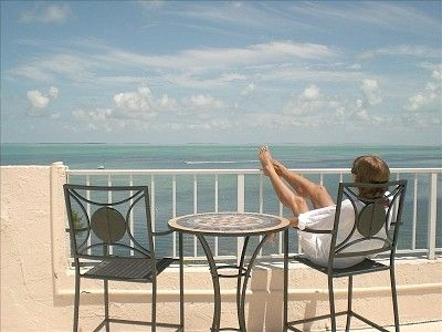 Islamorada condo rental - Relax on the Rooftop Deck!