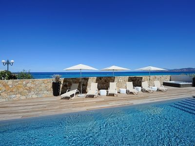 Ile Rousse apartment rental - Pool