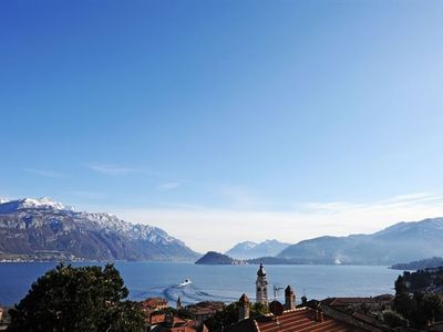 Menaggio apartment rental - Incredbile lake and mountain views from Menaggio Castello Terzo