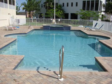 Punta Gorda condo rental - Pool and Hot Tub