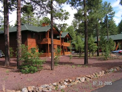 Pinetop condo rental - Your Home away from Home....Surounded by Pine Forests