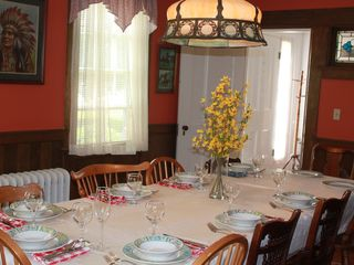 Kennebunk house photo - Family dining/game room