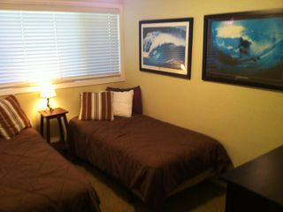 San Clemente bungalow photo - Guest room