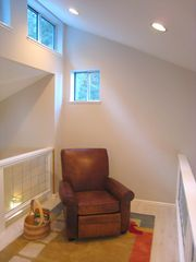 Hood River house photo - Second floor reading nook