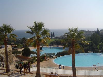 Cheap accommodation, with pool , Agay, Provence and Cote d