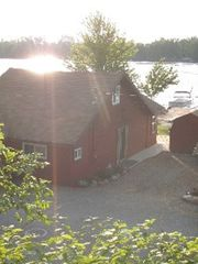 Lapeer cabin photo - .