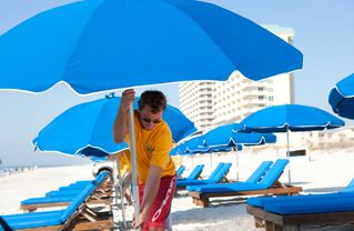 Gulf Shores condo photo - We offer Beach Chair & Umbrella rental