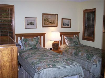 Caesars Head condo rental - Guest room