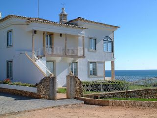 Ferragudo house photo - Casa da Infanta - eastern facing façade
