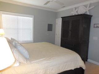 Ocean Isle Beach condo photo - Master Bedroom #2 with Flat Screen and DVD Player