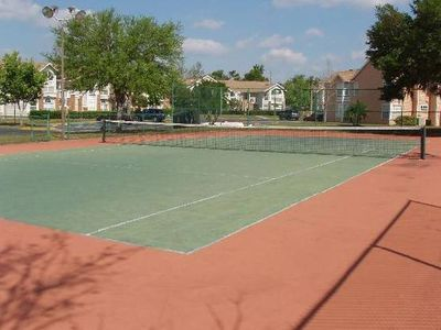 Sweetwater Club property rental - Sweetwater Club Tennis Court
