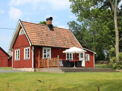 Guest Accommodation in rural and tranquil setting - Lilla huset