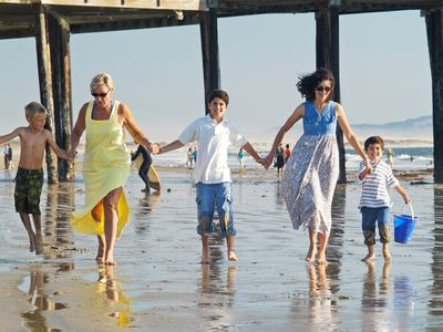 Families at Pismo Beach only 2 miles away!