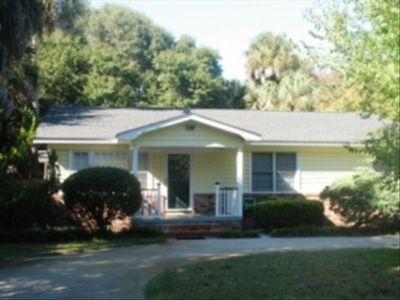 3 Bedroom-3 baths w/ Large Kitchen, LR, FR, DR, Office and Private backyard