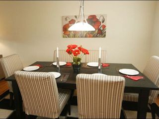 Stowe townhome photo - Dining Area