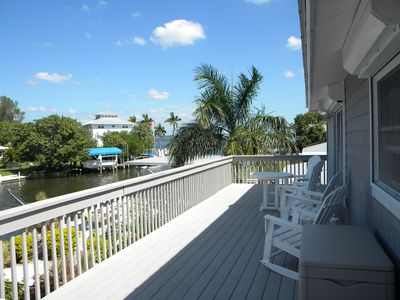 Manasota Key house rental - Upper Deck