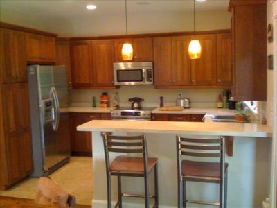 Candler house rental - Kitchen