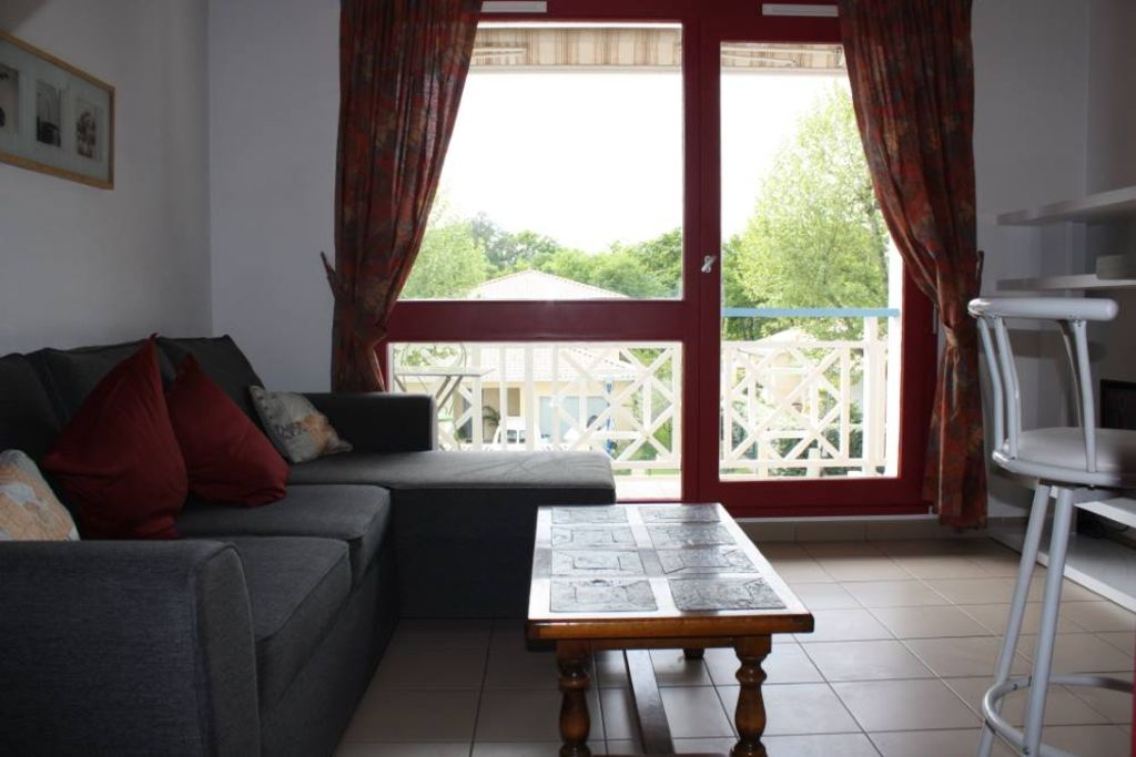 Holiday apartment, 34 square meters , Andernos