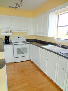 Corpus Christi house rental - Fully stocked kitchen.