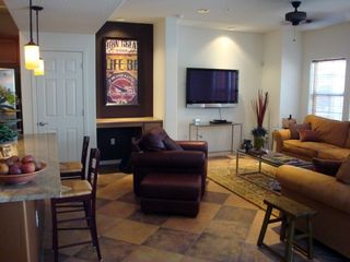 Phoenix townhome photo - Great New Living Room***more photos on listing 7 on phoenixvacationrentalhomes