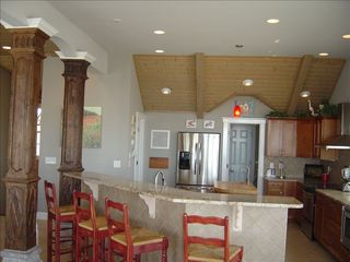 Bald Head Island house photo - The Pantry is off th rear of the Kitchen