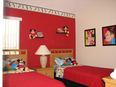 Disney Theme Room