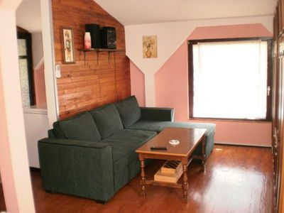 Studio apartment in the center of Mostar with Air conditioning, Parking, Washing machine (408315)