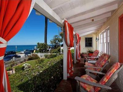 Ocean Front Luxury Cottage In The Village, May 28-June 15 Available