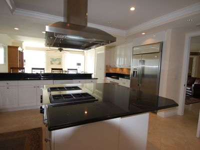 Premium Stainless Appliances and Beautiful Granite Countertops