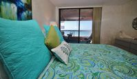 Corner 3 BR Condo With 5 Balconies Overlooking the Gulf in Beautiful Sand Key!
