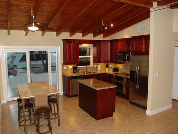 Islamorada house rental - Fully Equipped Gourmet Kitchen and Dining