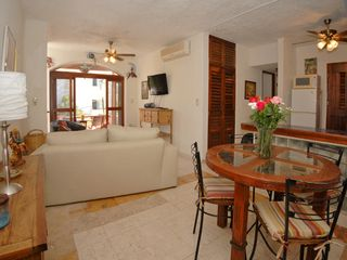 Playa del Carmen condo photo - Beautiful open floor plan.