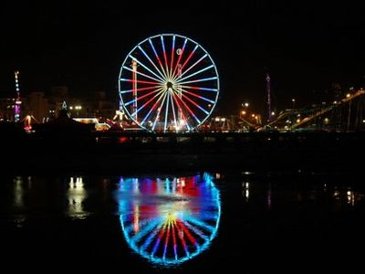 Time your vacation right, and you will get to enjoy the San Diego fair