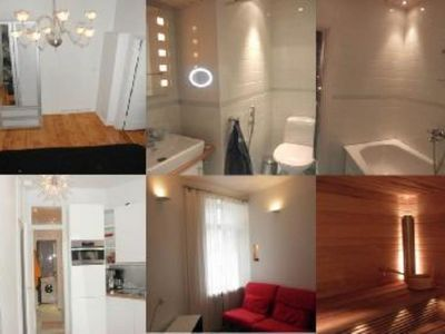 SEAPEARL - luxury apartment with sauna in center of Helsinki