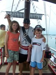 Top of the Gulf condo photo - The Pirate Ship...lot of family fun