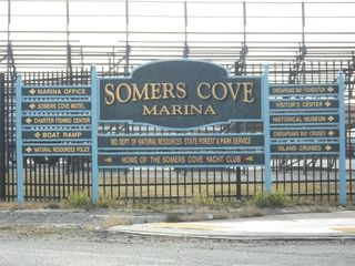 Crisfield condo photo - SOMERS COVE MARINA-BOAT & SLIP RENTALS
