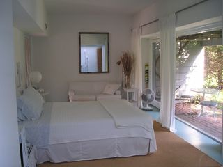 Wainscott Village house photo - Pool House Suite