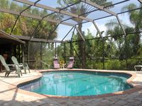 Tropical Gem on Water - 4 Season Appeal, Boat & Lift, Heated Pool, Gulf Access!