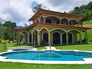 Ojochal house photo - Private pool, 3 bedroom suites, listen and see wildlife, satellite TV, 3G cell