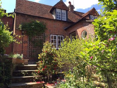 Period House In The Heart Of Olde Lymington, Minutes From The New Forest - With